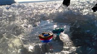 OMG EPIC BEYBLADE BATTLE ON A FROZEN LAKE AND STADIUM! MUST WATCH!!