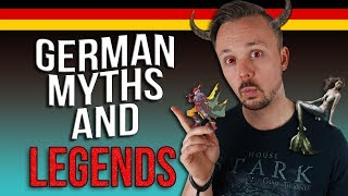 7 Famous German Myths And Legends 🧜 Get Germanized