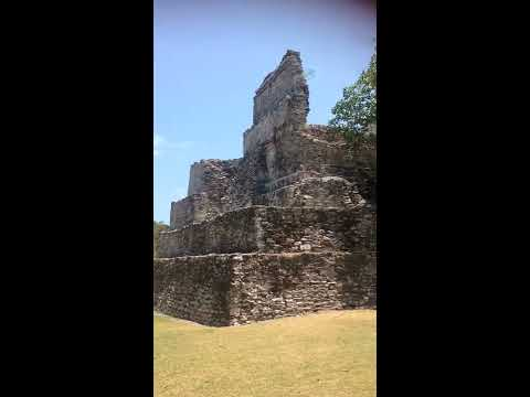 Archeological Site of El Meco Puerto Juarez/Cancun, Mexico