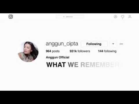 Anggun - What We Remember #WWR ( Teaser )