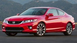 2015 Honda Accord Start Up and Review 2.4 L 4-Cylinder