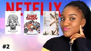 Films afro à regarder sur Netflix en 2019 (Le film de Beyoncé vaut-il vraiment la peine?)