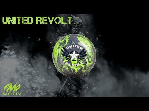 Motiv United Revolt bowling ball review