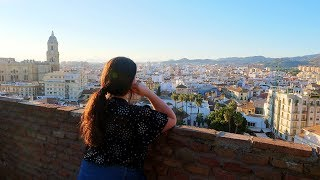 72 HOURS IN MALAGA, SPAIN!