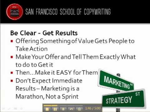 San Francisco School of Copywriting   Great Copy Speaks Plainly