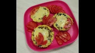 Ассамблея 11 07 21 Рецепт корзиночек с грибами и сыром
