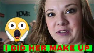 I DID A MAKEOVER ON HENRIETTE