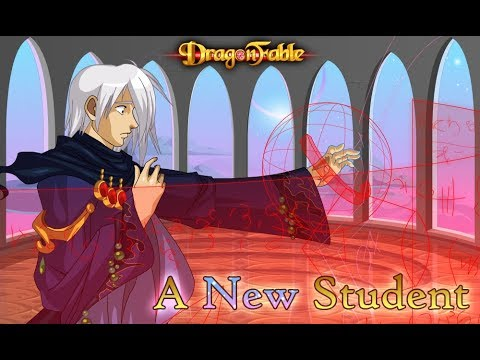 Dragon Fable A New Student