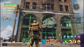 Joel's Pub (How to get the new mythic Survivor Joel)-Fortnite: Save World