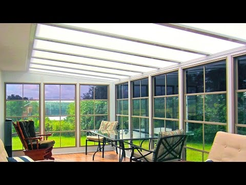 Enjoy the Beauty of the Outdoors in the Comfort of a Sunroom – Designing Spaces