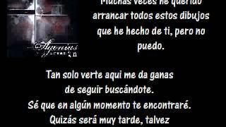 ♫ Dream in - Arrancar mi ilusión (monologo 2) (letras) ♫