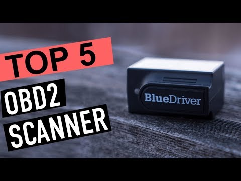 BEST 5: OBD2 Scanners 2019