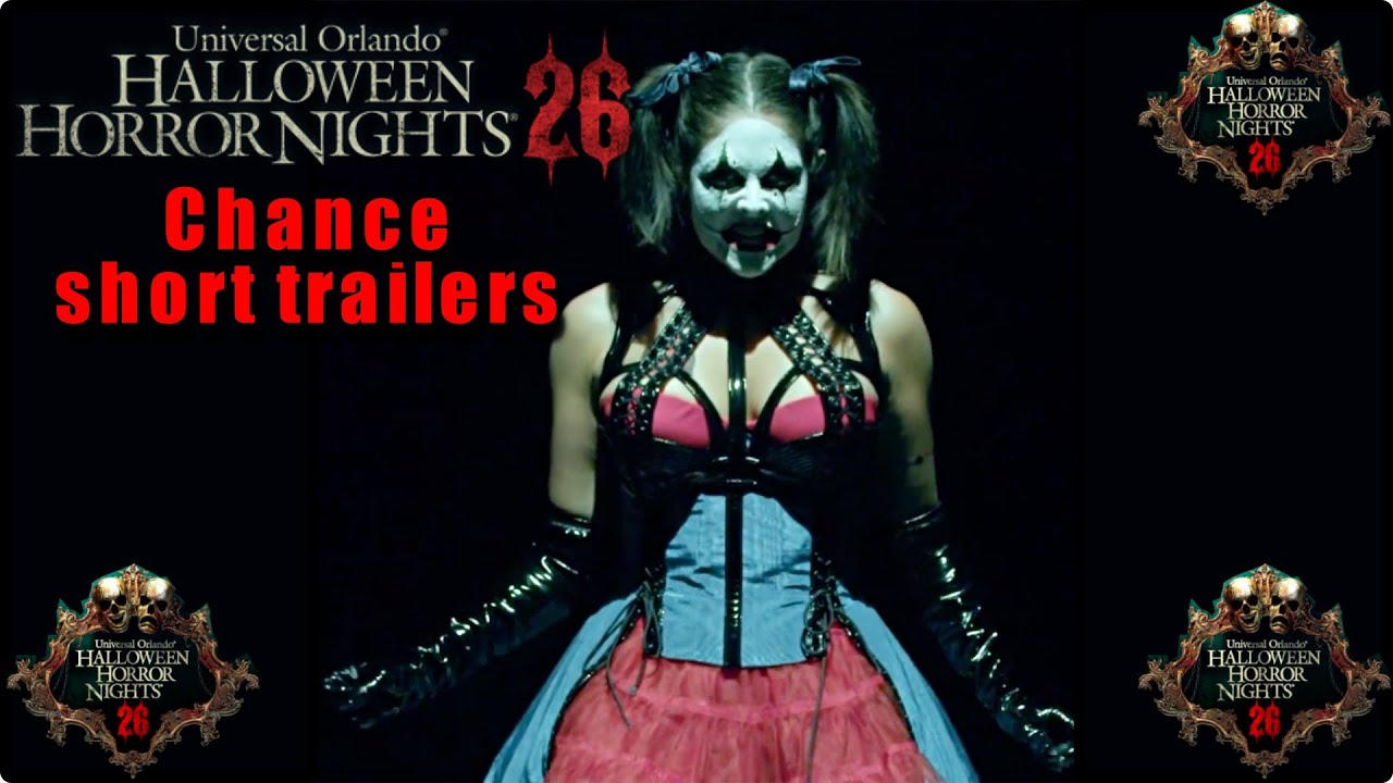 hhn 26 chance short trailers youtube - Halloween Trailers