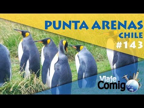 PUNTA ARENAS - CHILE | VIAJE COMIGO 143 | FAMÍLIA GOLDSCHMIDT
