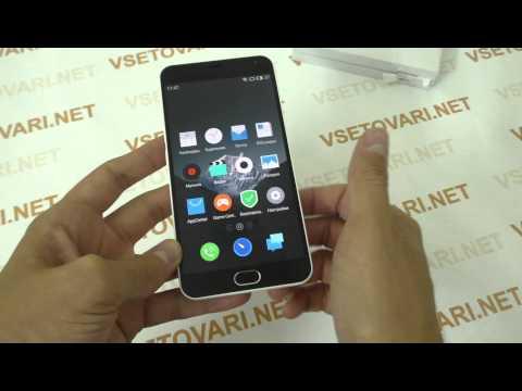 Meizu M2 Note обзор доступного смартфона с отличной начинкой купить в Украине