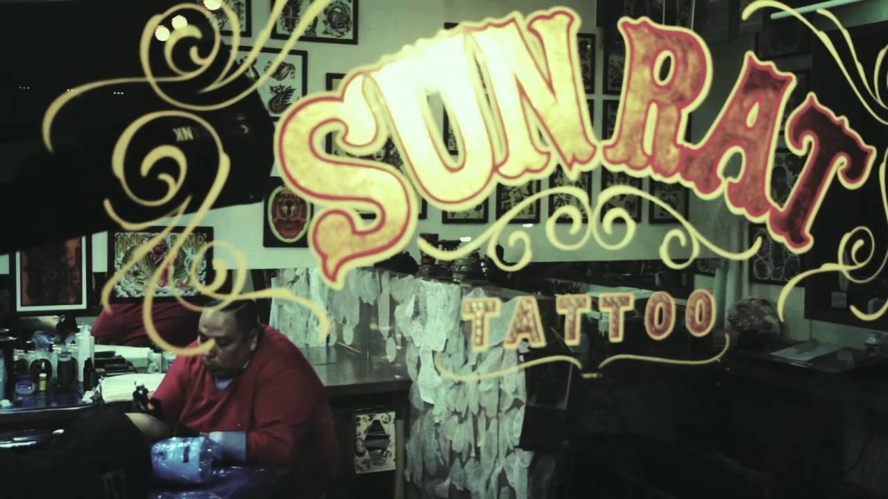 박재범 and 부그스타 타투(jay park and boog star tattoo) - YouTube