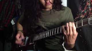 guitar cover rearviewmirror pearl jam