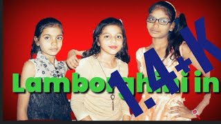 lamborghini chalai jande ho nnMy new Dance choreography nnPls like  share n comment pls s