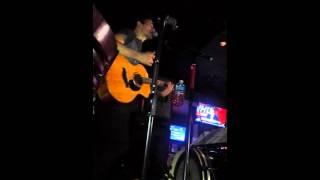Keith Semple singing Sam Smith