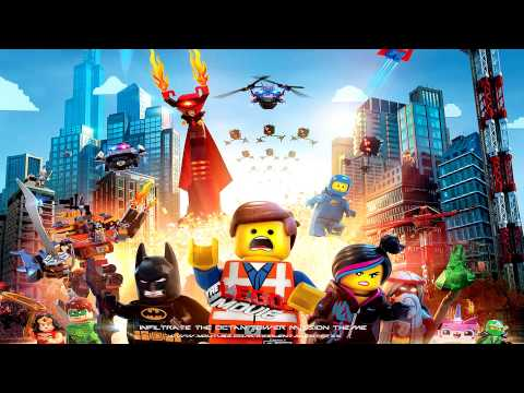 The Lego Movie Videogame - Infiltrate the Octan Tower Mission Theme (Relic Room)