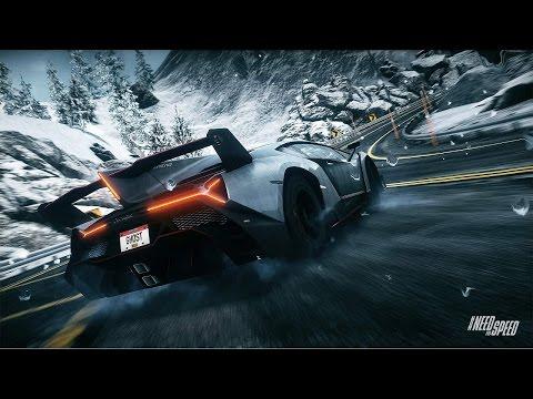 Need for Speed: Rivals   Final race + Ending scene   Lamborghini Veneno (HD)
