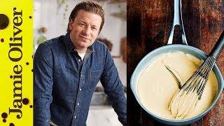 Vanilla Bean Custard | Jamie Oliver - AD