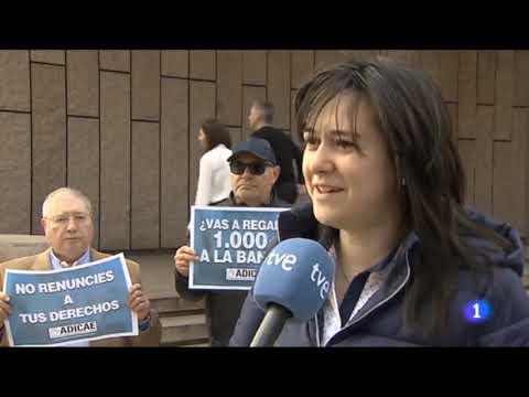 Presentación de la campaña contra los gastos hipotecarios en Galicia