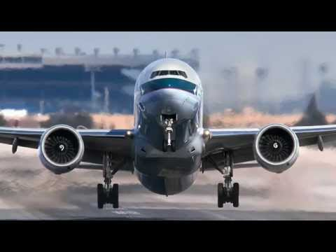 Cathay Pacific Boarding Music (New)