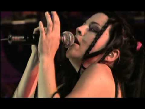 BEST EVANESCENCE CONCERT (Cologne, Germany 2003)