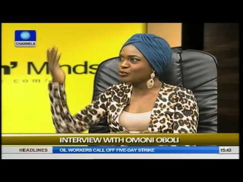Being Married Has Helped Me In So Many Ways – Omoni Oboli. PT1