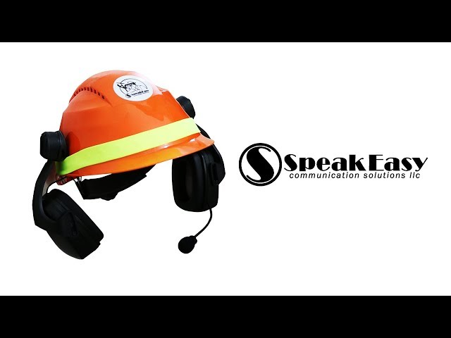 Speak Easy Communication Headsets
