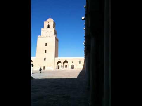 (突尼西亞) Great Mosque of Kairouan 開羅安大清真寺