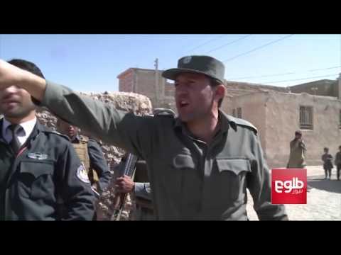 Herat Police Rescue Kidnapped Child/پولیس هرات در عملیاتی ویژه یک کودک را از چنگ آدم ربایان نجات داد