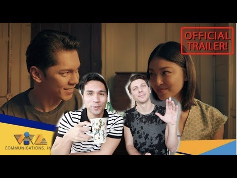 ULAN Full Trailer Nadine Lustre, Carlo Aquino - Reaction