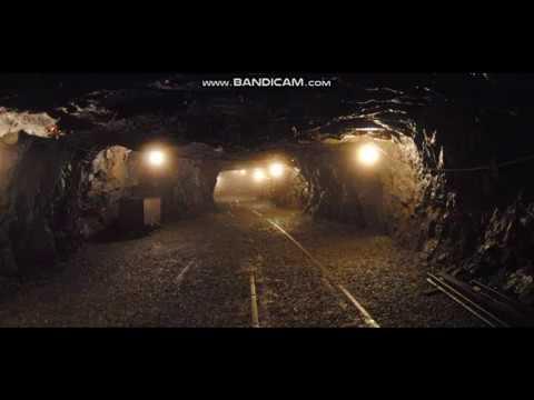 Находки в угольных шахтах