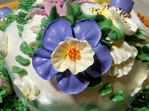КАК ОКРАСИТЬ КРЕМ В ЯРКИЙ ЦВЕТ от SWEET BEAUTY СЛАДКАЯ КРАСОТА , Cake Decoration