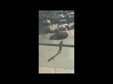 Attentat à New York: images de l'arrestation du suspect