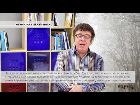 Sam Goldstein y el cerebro - Nesplora Technology & Behavior