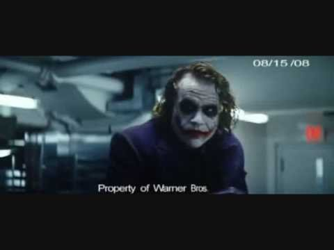 Joker Tribute AMV  Freak on a Leash  Korn