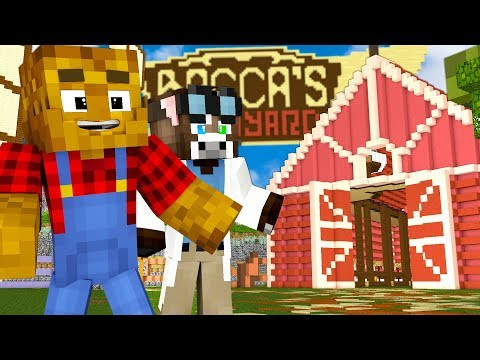 The Farms Grand Opening: Minecraft Roleplay Animation