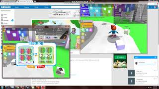 [ROBLOX] PET SIMULATOR: HOW TO DUPLICATION GLITCH RAINBOW DOMINUS HUGE(NEW WORKING)