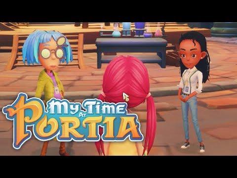 MY TIME AT PORTIA • #20 - Auftrag für Petra   Let's Play • Deutsch HD