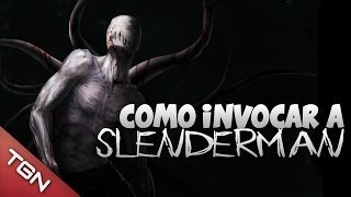 Game | COMO INVOCAR A SLENDERMAN RITUAL | COMO INVOCAR A SLENDERMAN RITUAL