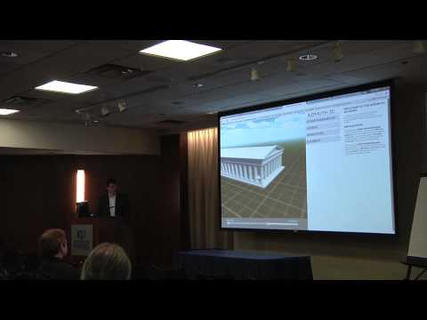 James Coltrain - Connecting Digital Humanities Data with the Scholarly 3D Toolkit
