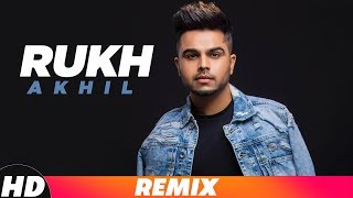 Rukh (Remix) | Akhil | BOB | Sukh Sanghera | Latest Remix Song 2018 | Speed Records