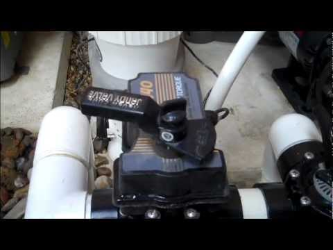 Jandy Valve Actuator Youtube