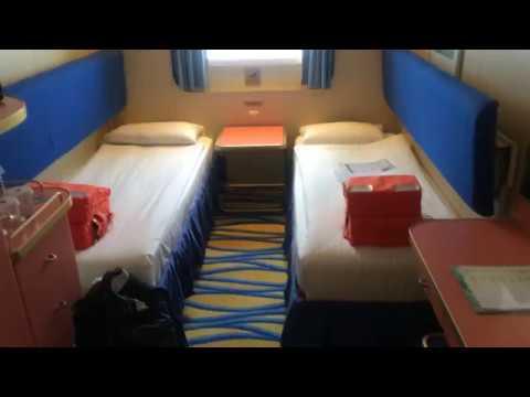 Star Cruise Ocean View Cabin room