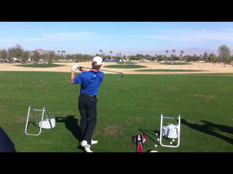 Joel Gretsch golf swing in HD