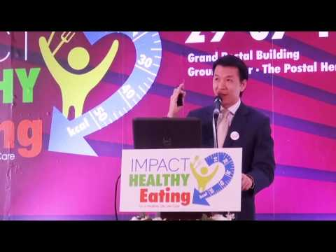 [TH] งานแถลงข่าวเปิดตัว IMPACT Healthy Eating For A Healthier Life, We Care