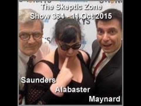 The Skeptic Zone #364- 11.Oct.2015
